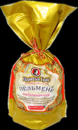 Царицын Град пельмени Императорские300