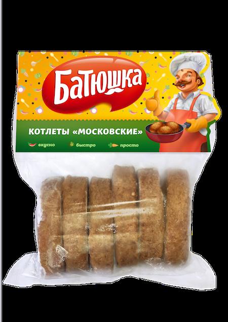 котлеты московские450