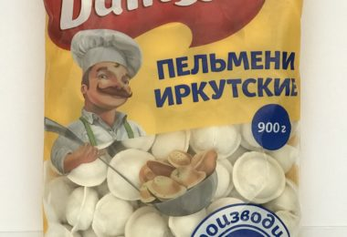 пельмени Батюшка иркутские